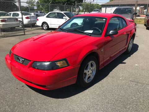 2003 Ford Mustang for sale at Mike's Auto Sales of Charlotte in Charlotte NC