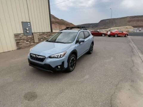 2021 Subaru Crosstrek for sale at REES AUTO BROKERS in Washington UT