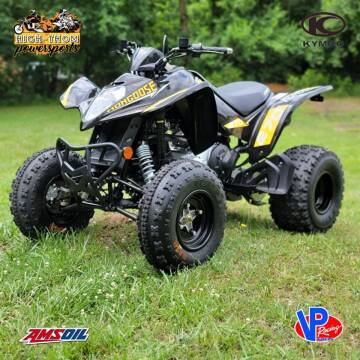 2021 Kymco Mongoose 270 for sale at High-Thom Motors - Powersports in Thomasville NC