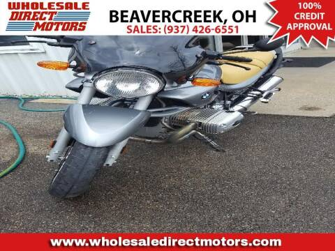 2004 BMW R1150R for sale at WHOLESALE DIRECT MOTORS in Beavercreek OH