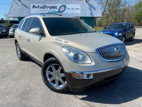 2008 Buick Enclave for sale at Autostrade in Indianapolis IN