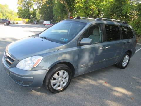 2007 Hyundai Entourage for sale at Peekskill Auto Sales Inc in Peekskill NY