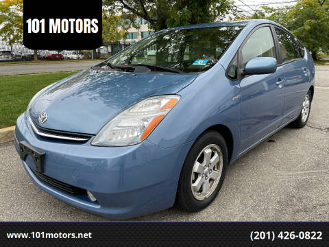 2007 Toyota Prius for sale at 101 MOTORS in Hasbrouck Heights NJ