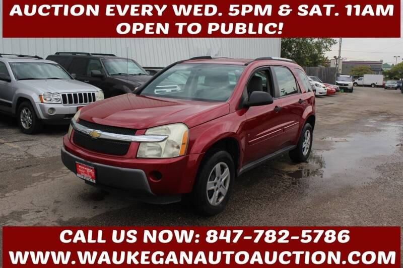 2006 Chevrolet Equinox for sale at Waukegan Auto Auction in Waukegan IL