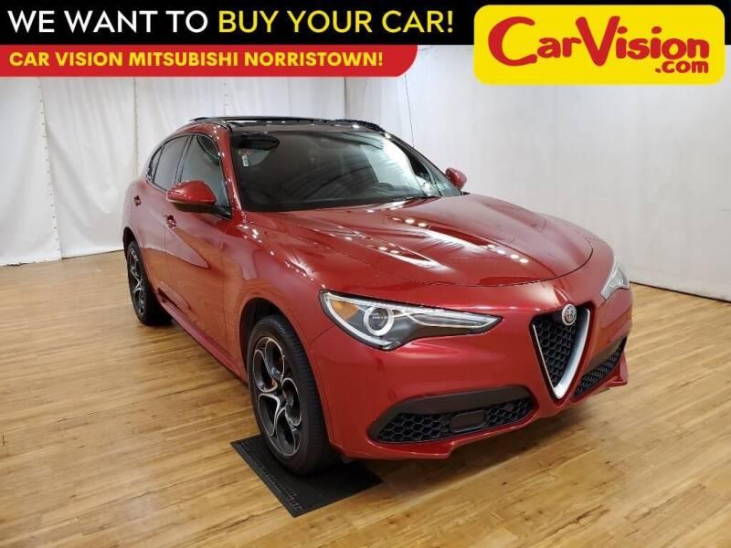 2020 Alfa Romeo Stelvio for sale at Car Vision Mitsubishi Norristown in Trooper PA