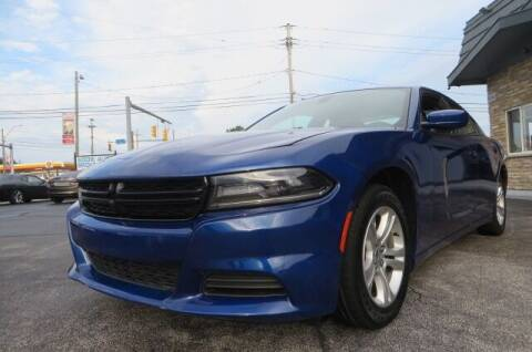 2019 Dodge Charger for sale at Eddie Auto Brokers in Willowick OH