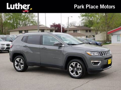 2020 Jeep Compass for sale at Park Place Motor Cars in Rochester MN