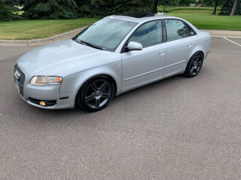 2006 Audi A4 for sale at Major Motors Automotive Group LLC in Ramsey MN