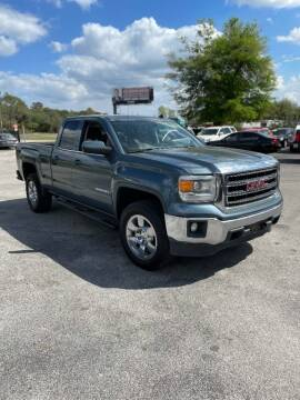 2014 GMC Sierra 1500 for sale at A To Z Auto Sales in Apopka FL