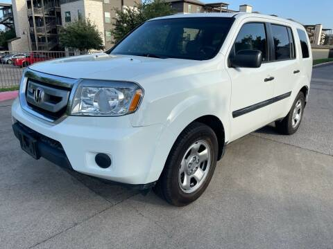 2011 Honda Pilot for sale at Zoom ATX in Austin TX