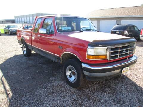 1995 Ford F-150 for sale at Car Corner in Sioux Falls SD