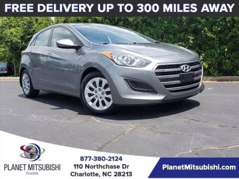 2017 Hyundai Elantra GT for sale at Planet Automotive Group in Charlotte NC