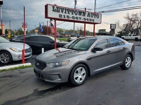 2015 Ford Taurus for sale at Levittown Auto in Levittown PA