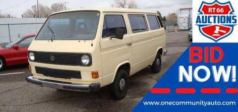 1985 Volkswagen Vanagon for sale at One Community Auto LLC in Albuquerque NM