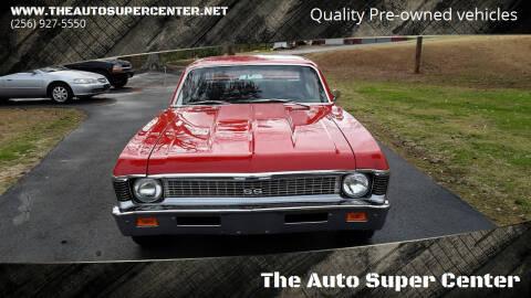 1968 Chevrolet Nova for sale at The Auto Super Center in Centre AL