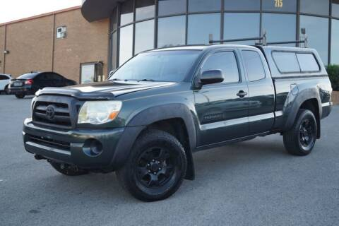 2010 Toyota Tacoma for sale at Next Ride Motors in Nashville TN