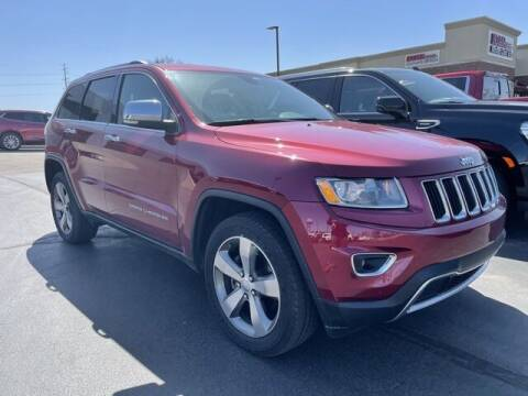 2015 Jeep Grand Cherokee for sale at COYLE GM - COYLE NISSAN in Clarksville IN