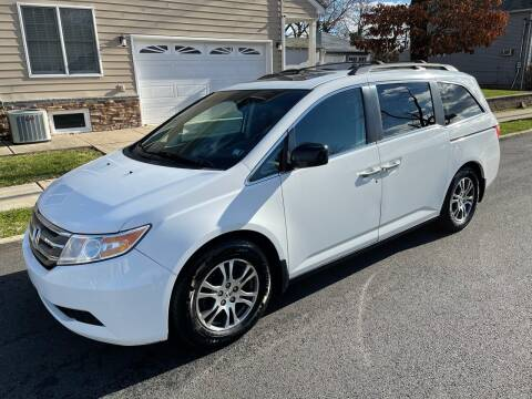 2012 Honda Odyssey for sale at Jordan Auto Group in Paterson NJ