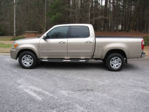 2005 Toyota Tundra for sale at Automotion Of Atlanta in Conyers GA