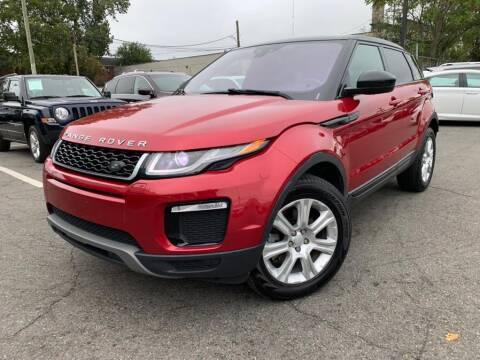 2018 Land Rover Range Rover Evoque for sale at EUROPEAN AUTO EXPO in Lodi NJ