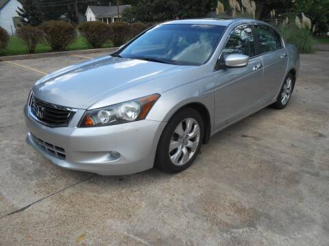 2010 Honda Accord for sale at Cooper's Wholesale Cars in West Point MS