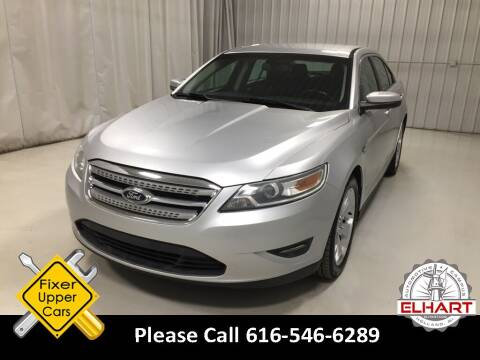 2010 Ford Taurus for sale at Elhart Automotive Campus in Holland MI