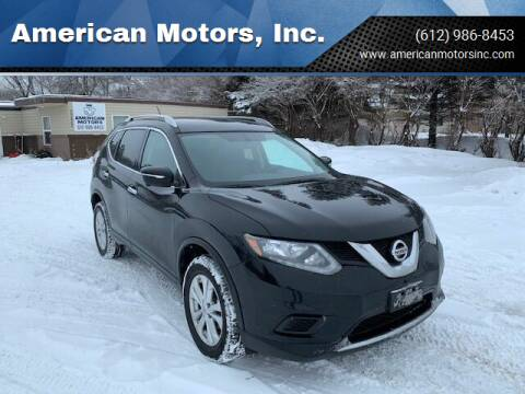 2015 Nissan Rogue for sale at American Motors, Inc. in Farmington MN