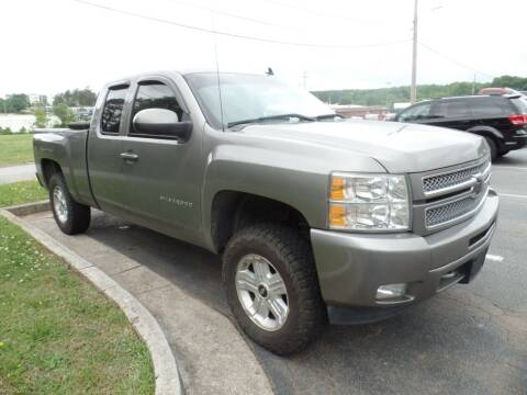 2012 Chevrolet Silverado 1500 for sale at United Automotive Group in Griffin GA