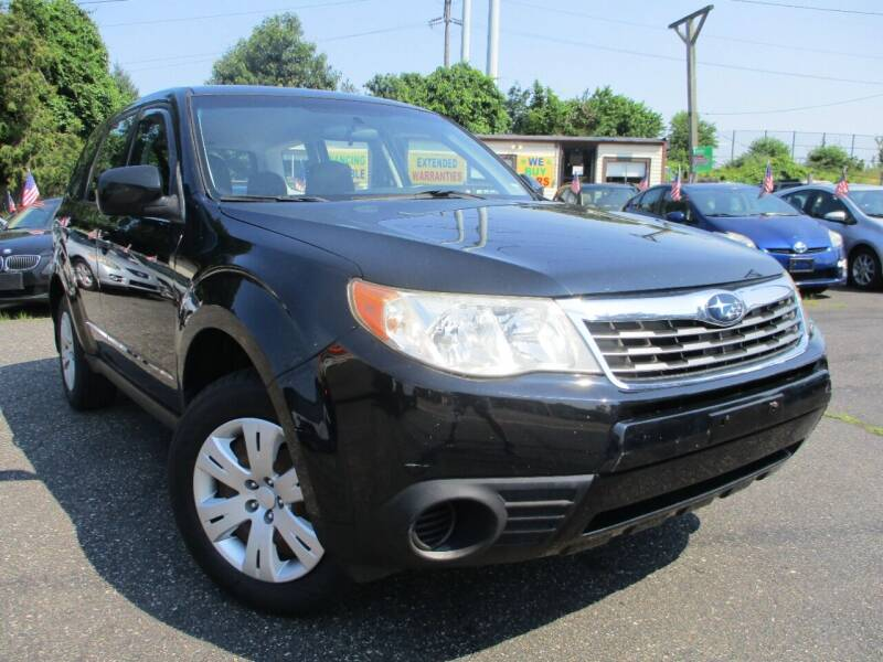 2010 Subaru Forester for sale at Unlimited Auto Sales Inc. in Mount Sinai NY