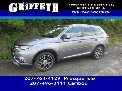 2016 Mitsubishi Outlander for sale at Griffeth Mitsubishi - Pre-owned in Caribou ME