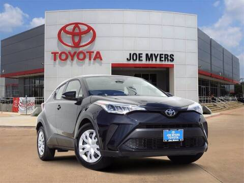 2020 Toyota C-HR for sale at Joe Myers Toyota PreOwned in Houston TX