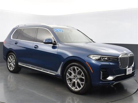 2020 BMW X7 for sale at Tim Short Auto Mall in Corbin KY