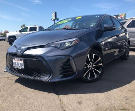 2019 Toyota Corolla for sale at LUGO AUTO GROUP in Sacramento CA