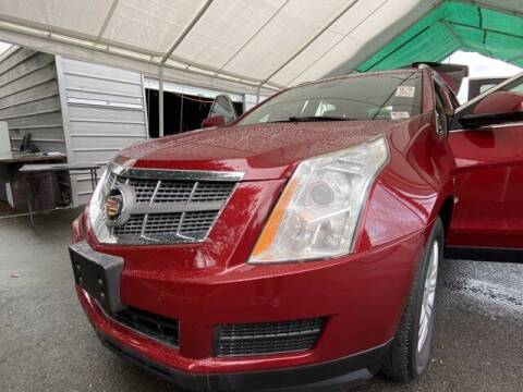 2012 Cadillac SRX for sale at S&S Best Auto Sales LLC in Auburn WA
