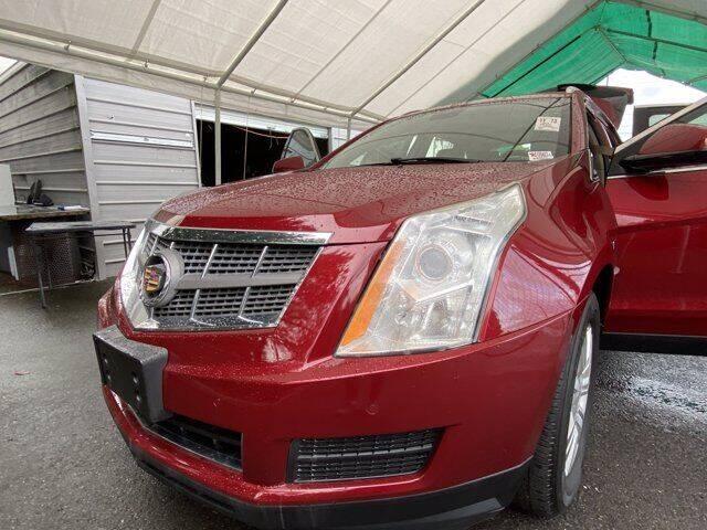 2012 Cadillac SRX for sale at S&S Best Auto Sales LLC in Auburn WA