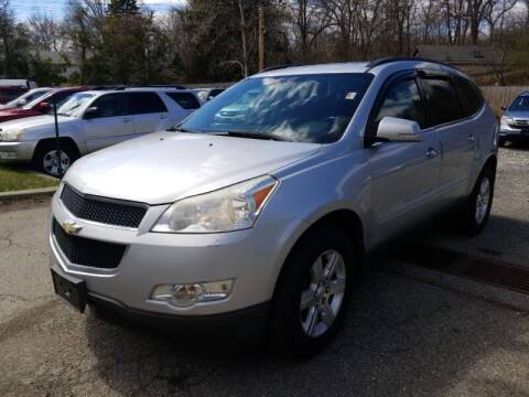 2011 Chevrolet Traverse for sale at AMA Auto Sales LLC in Ringwood NJ