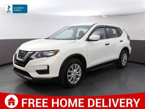 2020 Nissan Rogue for sale at Florida Fine Cars - West Palm Beach in West Palm Beach FL