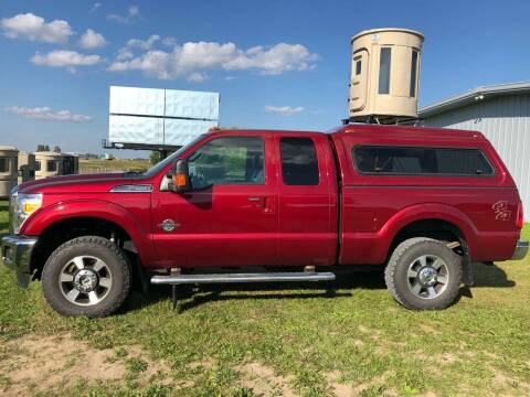 2013 Ford F-250 Super Duty for sale at Sam Buys in Beaver Dam WI