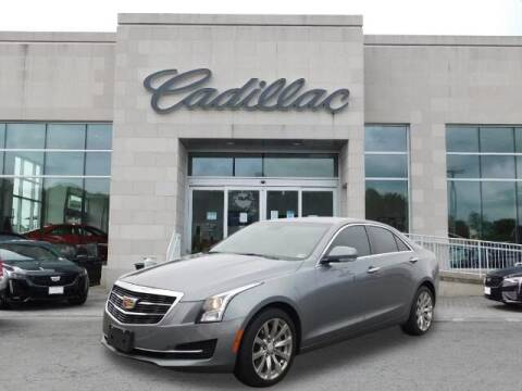 2018 Cadillac ATS for sale at Radley Cadillac in Fredericksburg VA