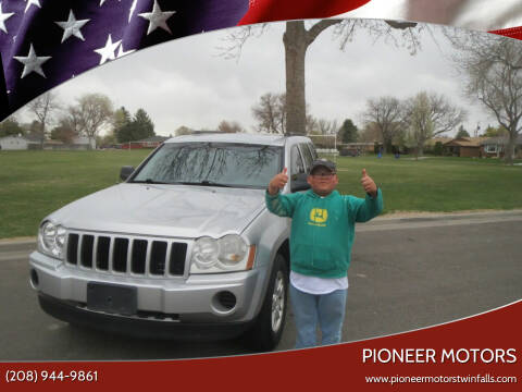 2007 Jeep Grand Cherokee for sale at Pioneer Motors in Twin Falls ID