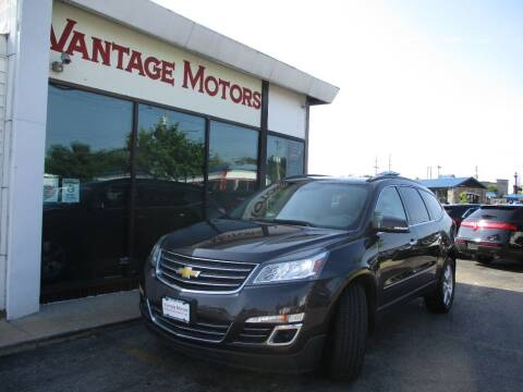 2014 Chevrolet Traverse for sale at Vantage Motors LLC in Raytown MO
