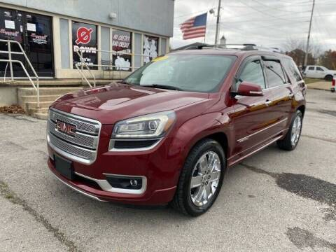 2015 GMC Acadia for sale at Bagwell Motors in Lowell AR