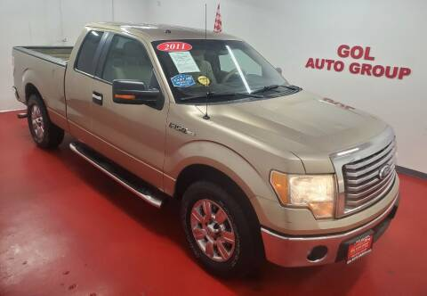 2011 Ford F-150 for sale at GOL Auto Group in Austin TX