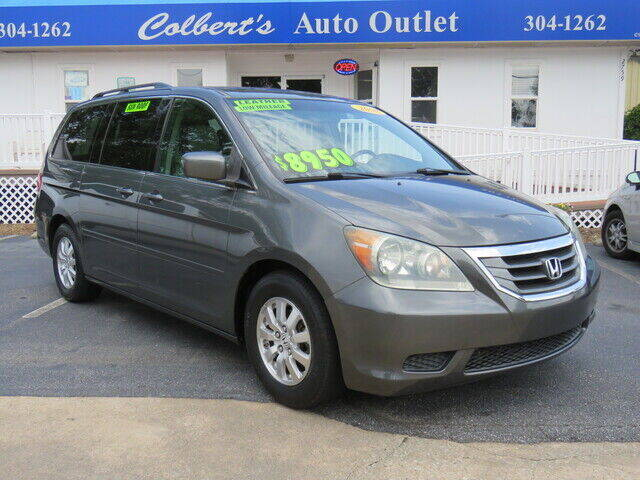 2008 Honda Odyssey for sale at Colbert's Auto Outlet in Hickory NC