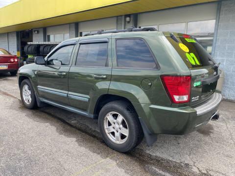 2007 Jeep Grand Cherokee for sale at McNamara Auto Sales - Dover Lot in Dover PA