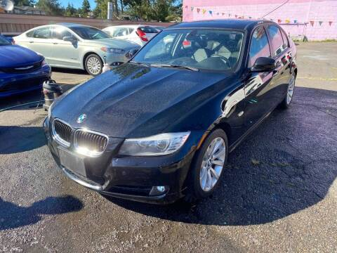 2011 BMW 3 Series for sale at SNS AUTO SALES in Seattle WA