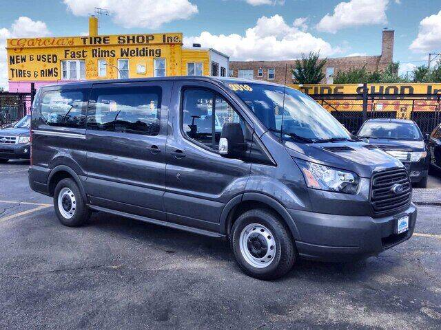 2018 Ford Transit Passenger for sale in Chicago, IL