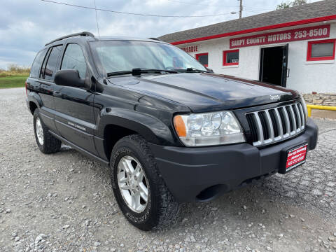 2004 Jeep Grand Cherokee for sale at Sarpy County Motors in Springfield NE