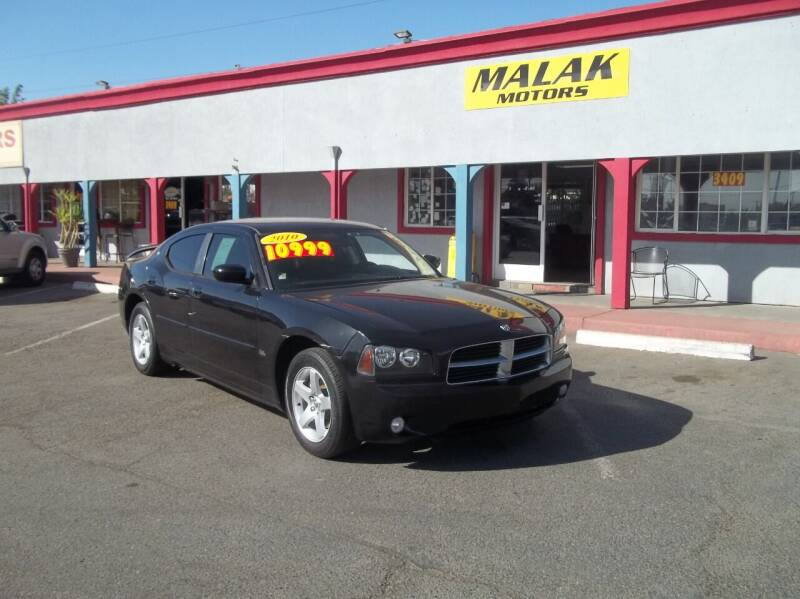 2010 Dodge Charger for sale at Atayas Motors INC #1 in Sacramento CA