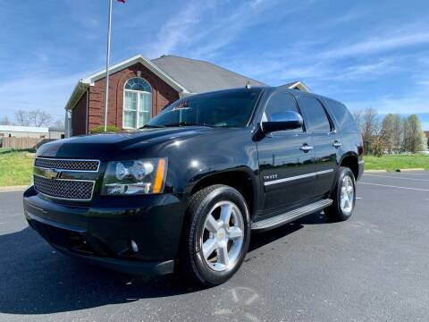 2011 Chevrolet Tahoe for sale at HillView Motors in Shepherdsville KY